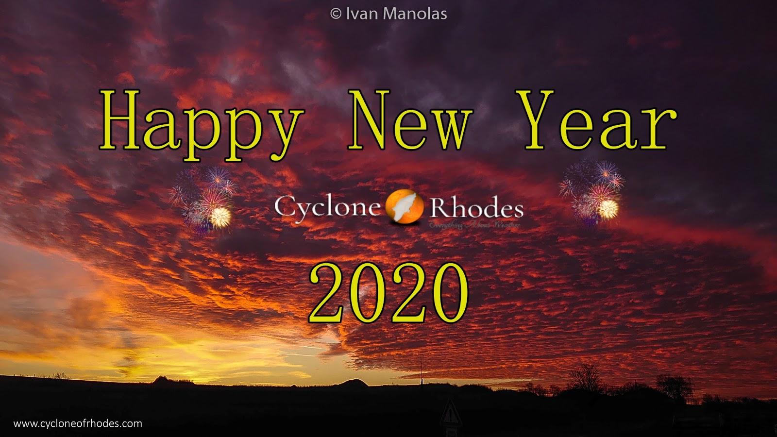 Ρόδος-Δωδεκάνησα - Πρώτη πρόγνωση για το 2020 - Δείτε πως ξεκινάει η χρονιά