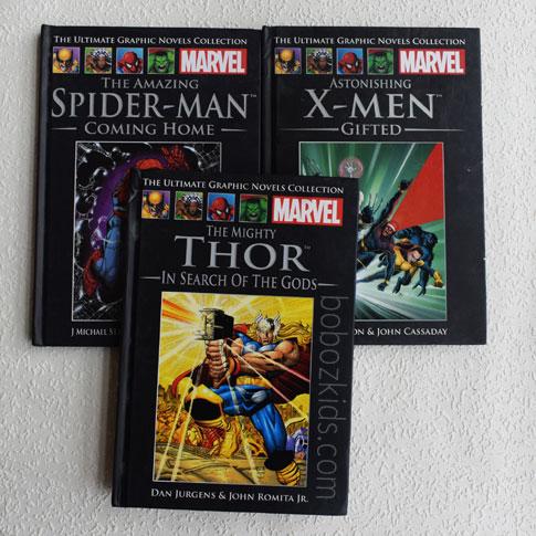 Marvel comic book in Port Harcourt, Nigeria