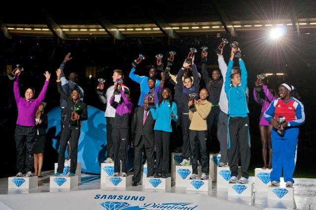 ATLETISMO - Diamond League 2010