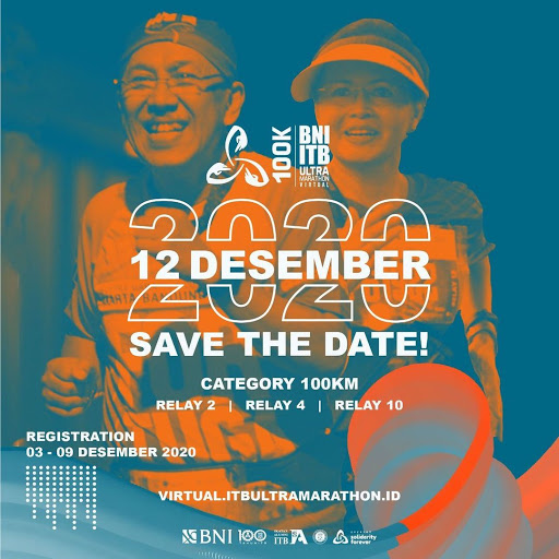 BNI – ITB Ultra Marathon ∙ Virtual 2020