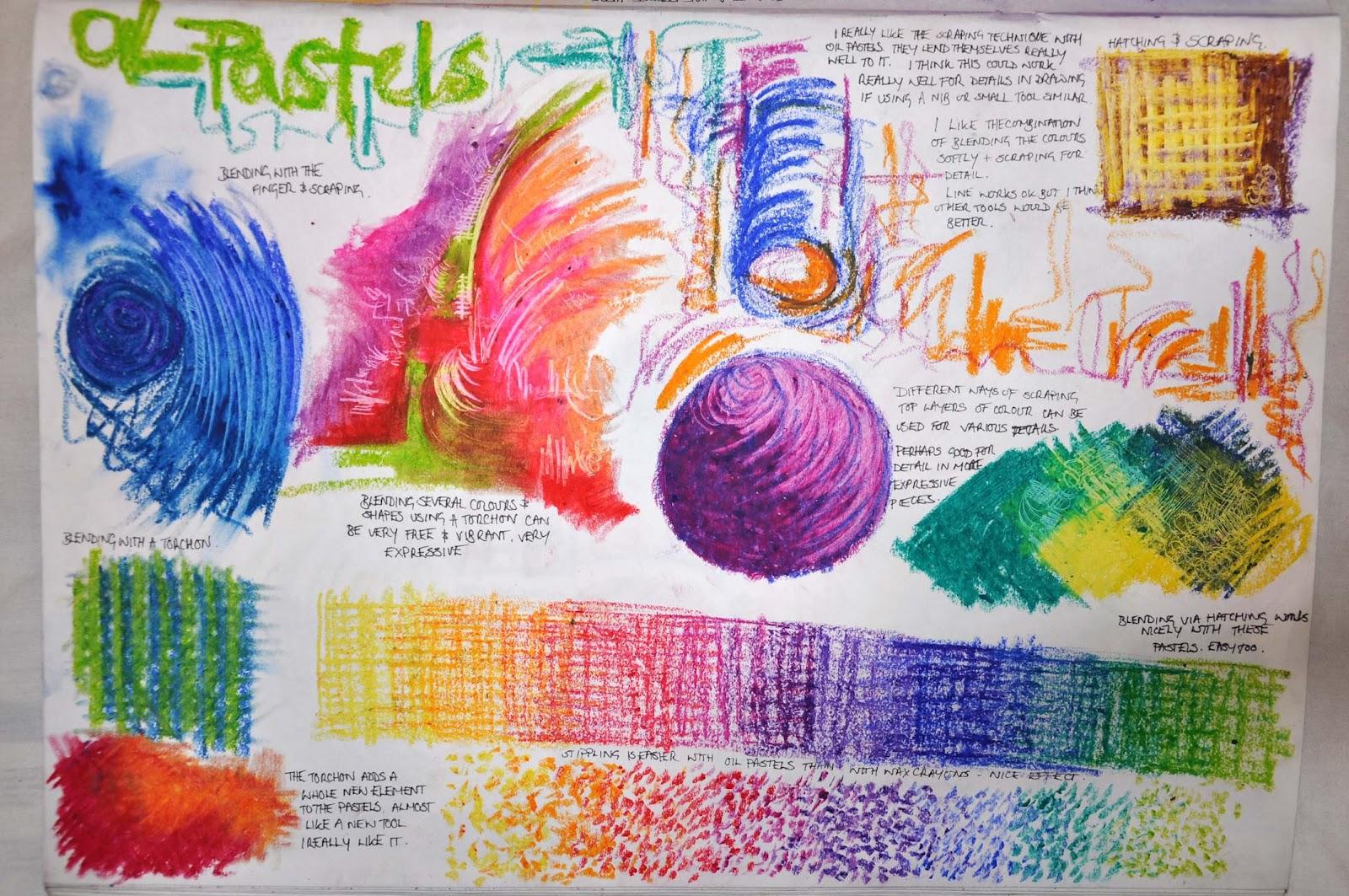 Hannah May Degree Blog Exploring Coloured Media