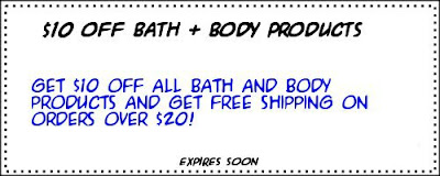 iherb coupon bath products