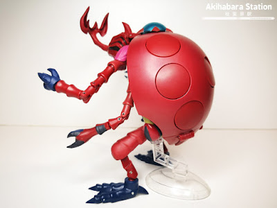 "Figuras: Review de Digivolving Spirits 06. AtlurKabuterimon"" de Digimon Adventure - Tamashii Nations"