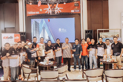 TeRuCI Chapter Tangerang ikut meriakan Donor Darah Gabungan Klub Otomotif Kaum Rebahan ID