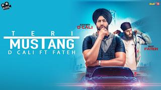 Teri Mustang Download Full HD Video By D Cali