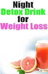 Night Detox Drink for Weight Loss
