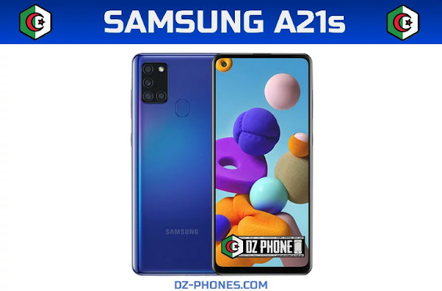 SamsungA21s prix Algerie