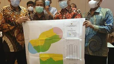 Pemko Padang dan Pemkab Padang Pariaman Sepakati Batas Wilayah