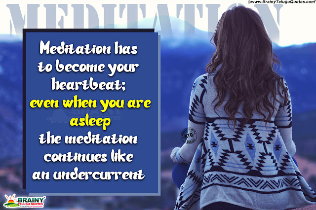 english quotes, meditation hd wallpapers, meditation quotes in english, meditation importance quotes in english
