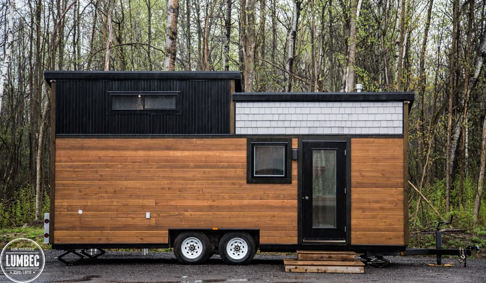 Tiny House Town The Lumbec Tiny House