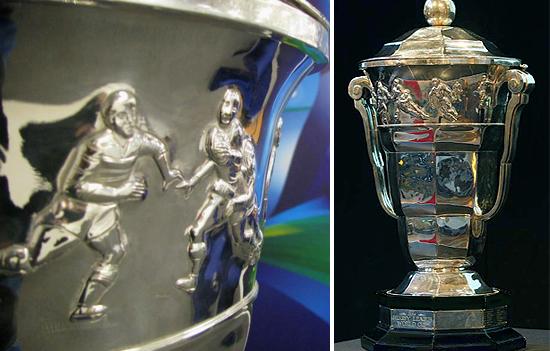 Trophée Coupe du Monde de rugby à XIII
