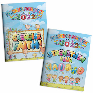 2021/2022 Circuit Assembly Workbooks for Kids