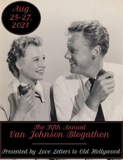 The Fifth Annual Van Johnson Blogathon!