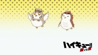 ハイキュー!! アニメ OVA 陸VS空 音駒 梟谷学園 Haikyuu Nekoma Fukurōdani