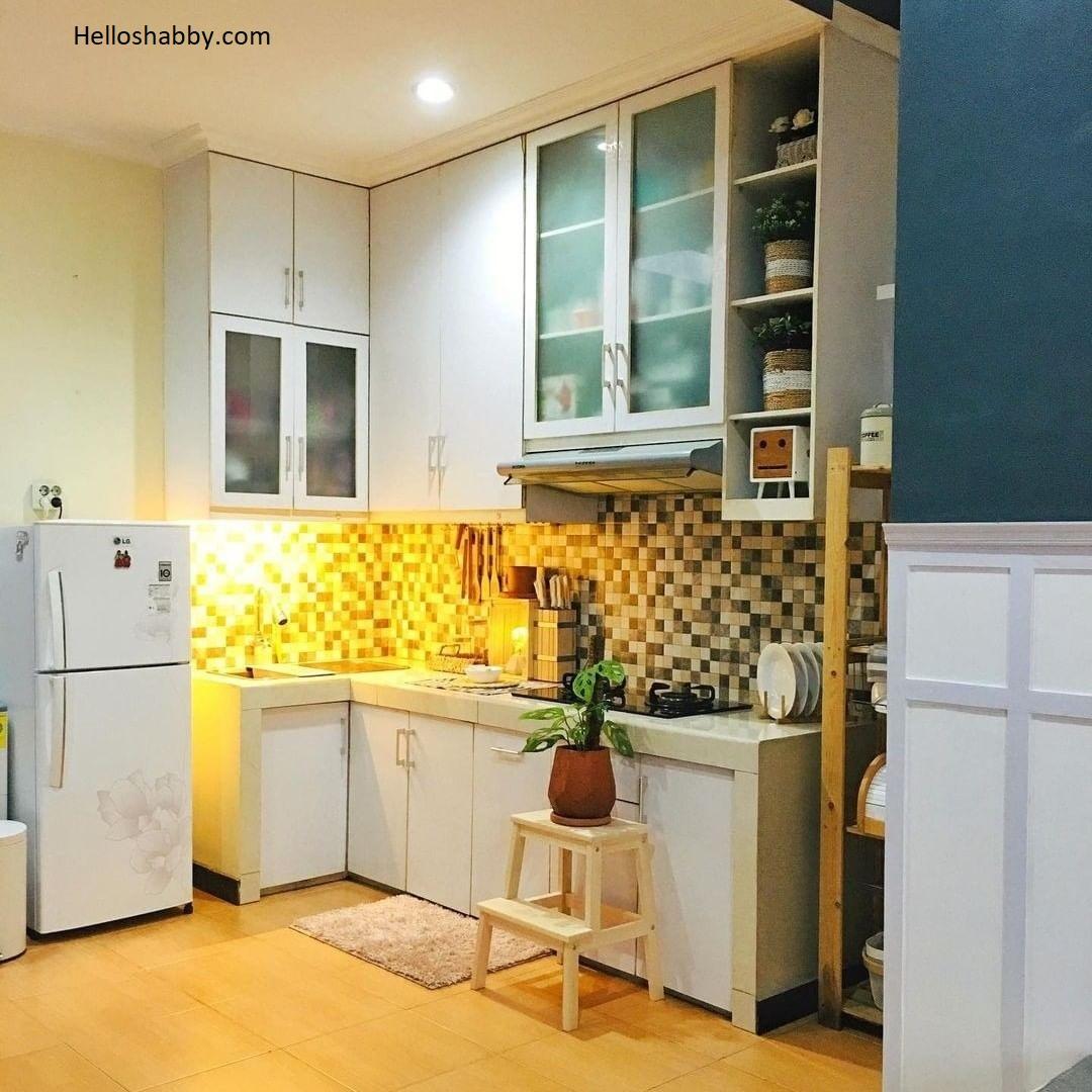 Inilah 6 Desain Kitchen Set Dapur Minimalis Helloshabby Com Interior And Exterior Solutions