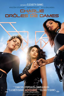 Charlies Angels 2019 Dual Audio 720p CAMRip