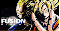 Dragon Ball Z -Fusion Reborn comic