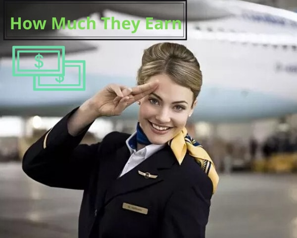 air hostess salary