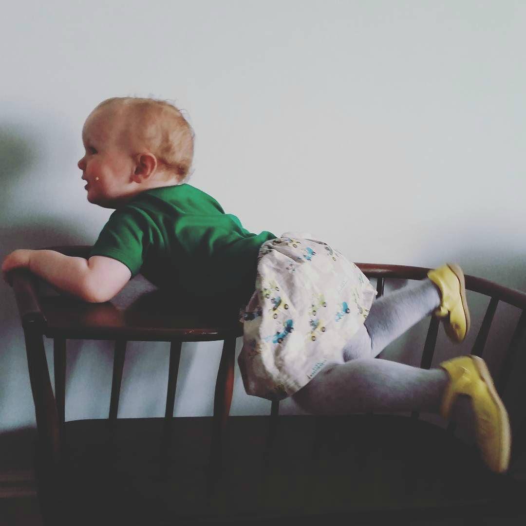 This Little Big Life: Matilda climbing