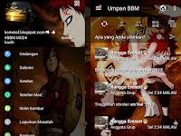 BBM Mod Gara V3.0.1.25 Pro APK Update 2016