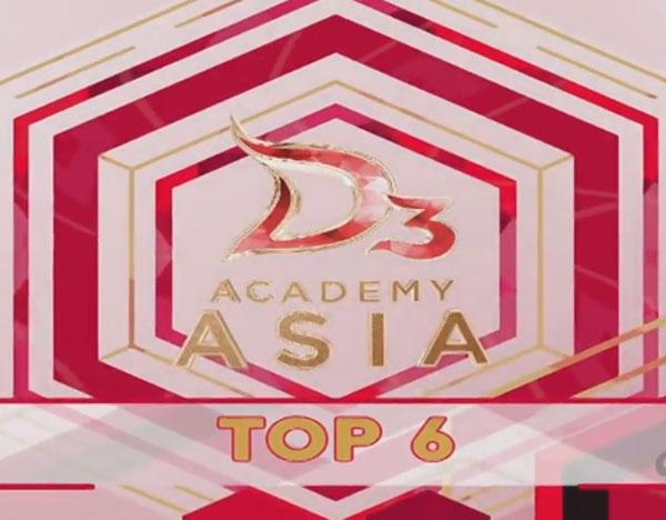nilai DA Asia 3 Top 6 Grup 1 Tadi Malam 13 Desember 2017