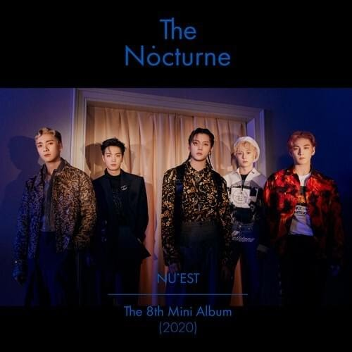 NU'EST The 8th Mini Album 'The Nocturne'