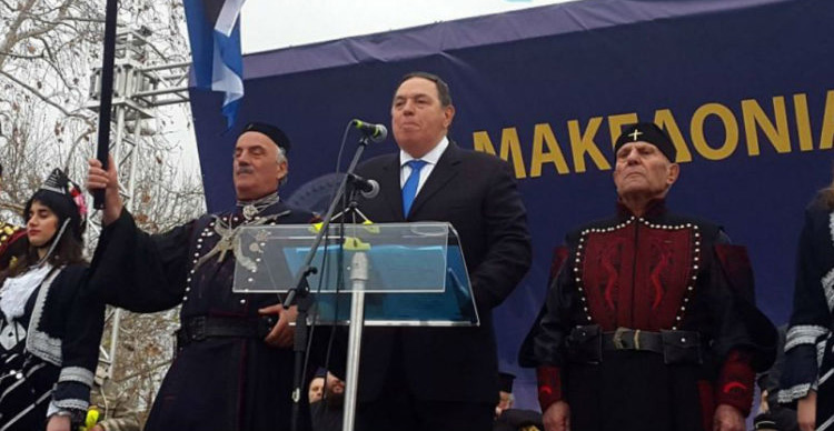 Ο Φ. Φράγκος Καλεί Τους Πολίτες Σε Αντίσταση Για Το Σκοπιανό – Παραίτηση Βουλευτών Β.Ελλάδος & Ανατροπή Της Κυβέρνησης!