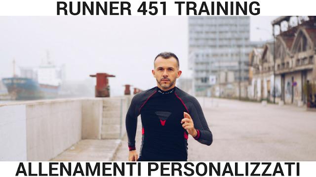 allenatore trail
