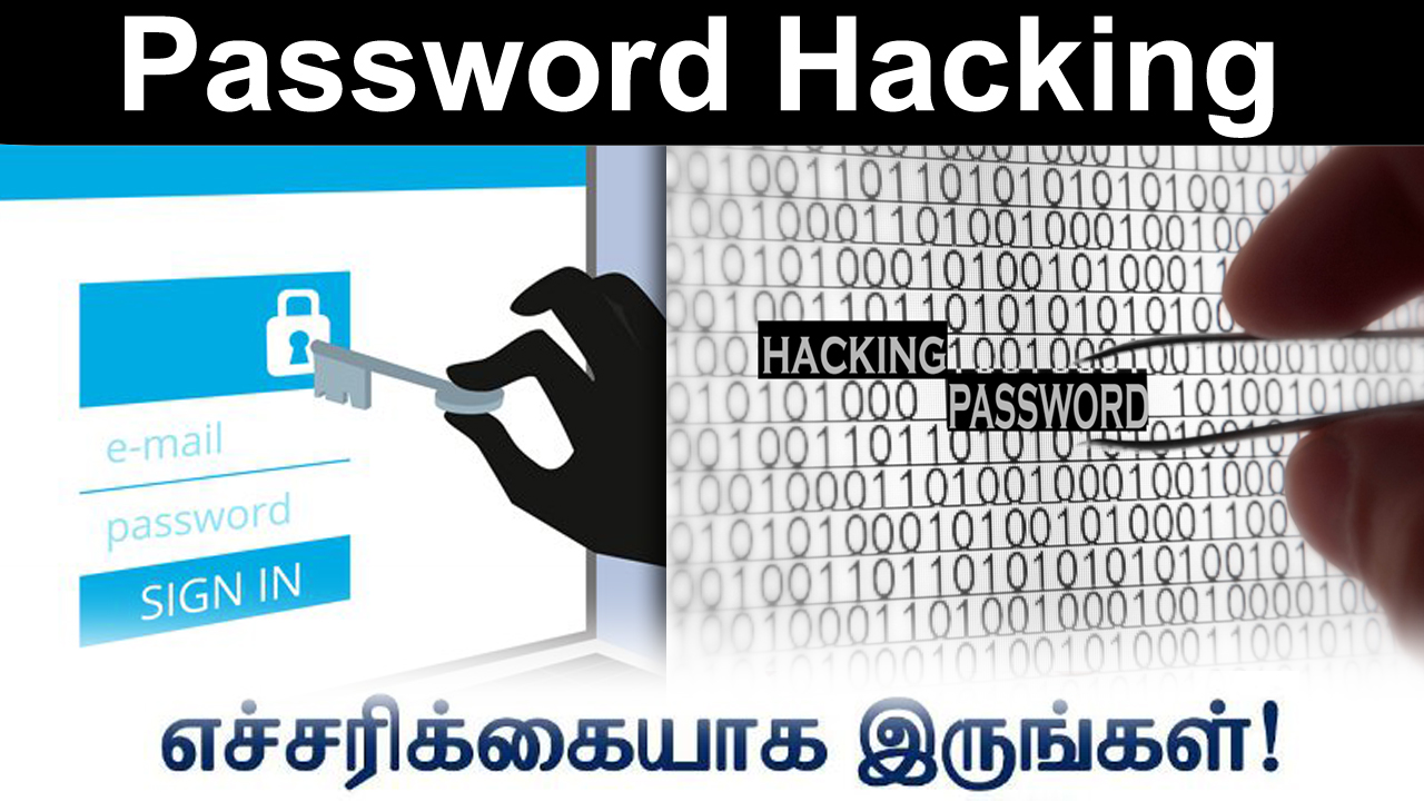 How Hackers Hack Your Password ? - Get Your Friends Social
