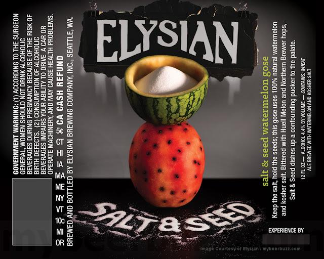 Elysian Salt & Seed Coming To Bottles