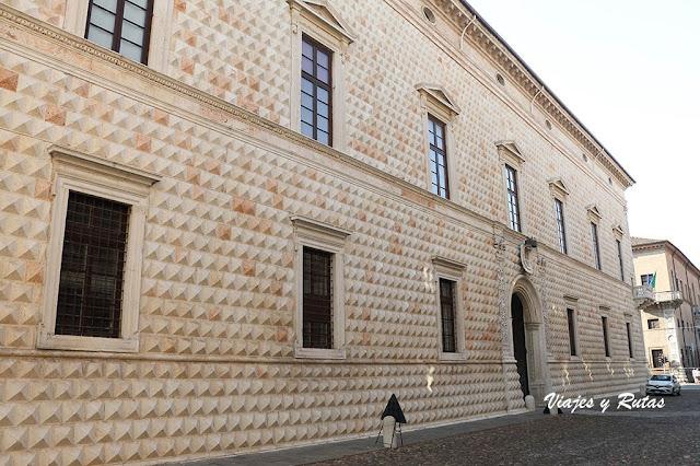 Palacio del Diamante de Ferrara