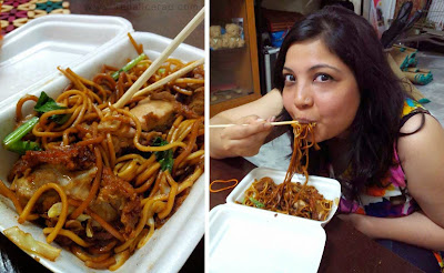 Food lover, foodgasm, Malaysian Cuisine, Malaysian Food, Best food in Malaysia, Travel to Malaysia, What to eat in Malaysia, Chicken Fried Mee, Mee, Mee hoon, Food bloggers in Pakistan