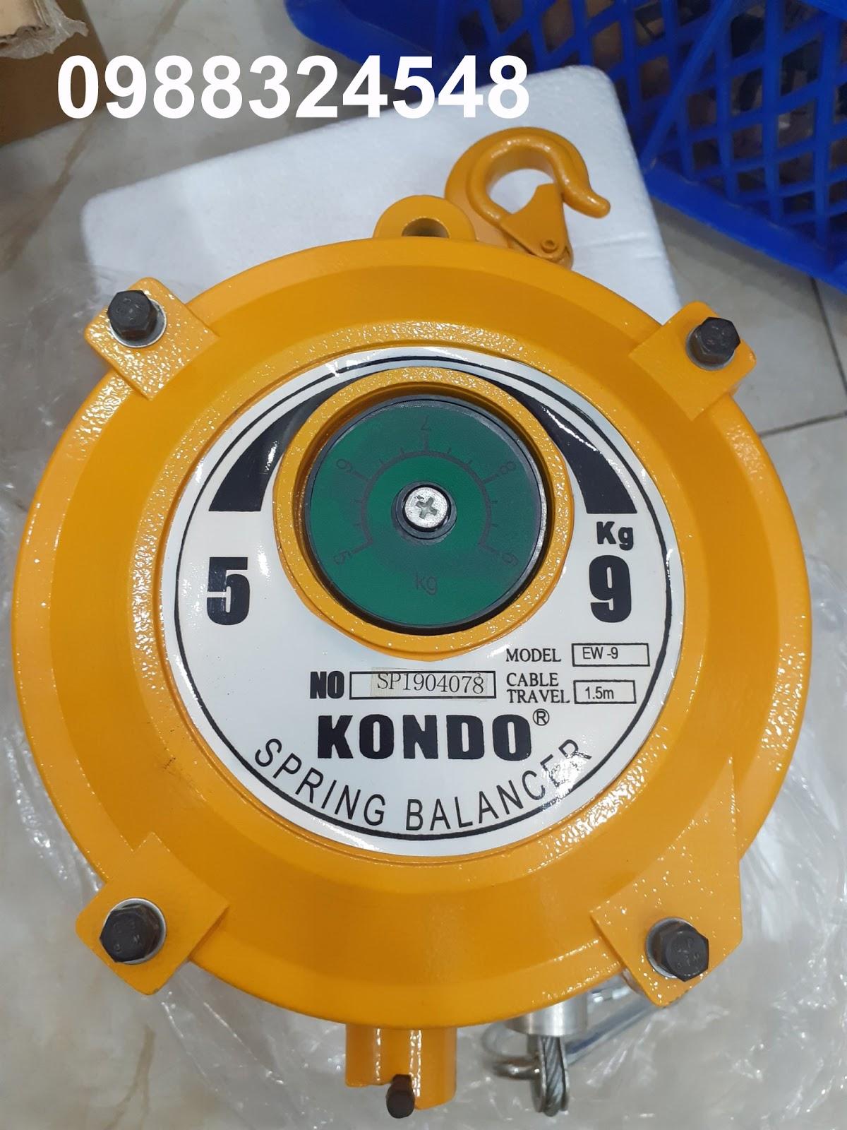 palang cân bằng Kondo EW-9