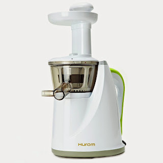 Hurom HU-100 Masticating Slow Juicer, picture, image, review features and specifications