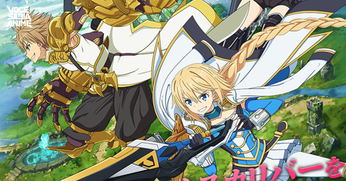 PV e Visual de Hangyaku-sei Million Arthur