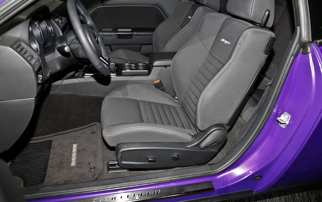 Dodge Challenger Srt Core Front Seating
