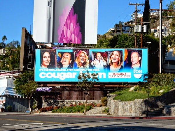 Cougar Town season 6 billboard