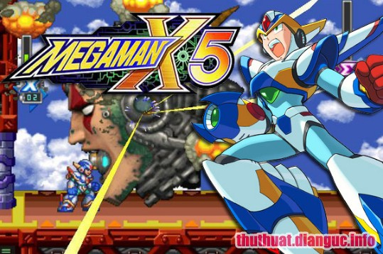 Download Game Megaman X5 Full Crack