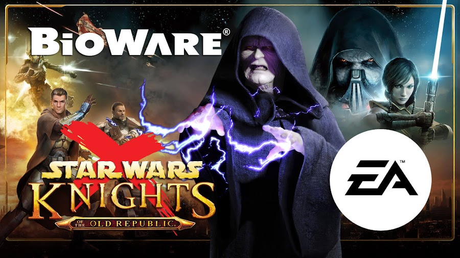 star wars knights old republic ea cancelled bioware