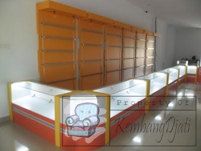 Display Etalase Custom + Furniture Semarang ( Etalase Display )