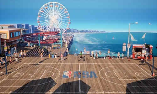 NBA 2K Playgrounds 2 Game Free Download