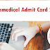 RRB Paramedical Admit Card 2019 Out - Download Now RRB Paramedical Call Letter