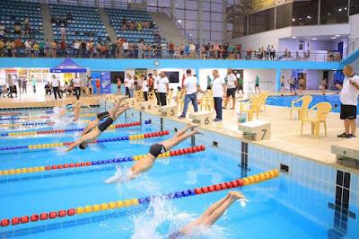 ناشئة الشرطة يتوجون بلقب بطولة أندية العراق للسباحة