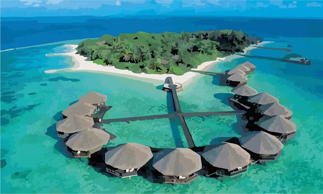 Tempat Destinasi Wisata di Kepulauan Derawan