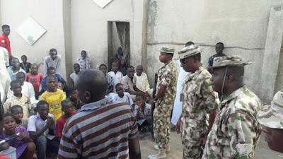 UPDATE – Suicide Bomber Blows Himself Up Outside Mosque Wounding 5 in Borno (See Photos)
