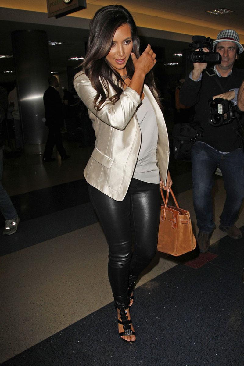 Seems me, kim kardashian leather pants consider, that