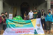 UPZ UIN Alauddin Salurkan Bantuan untuk Korban Banjir Bandang di Lutra