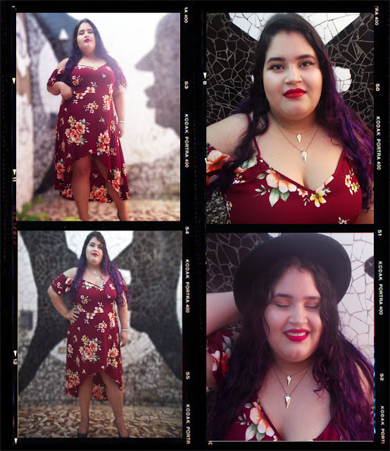 Vestidos plus size da China dresslily