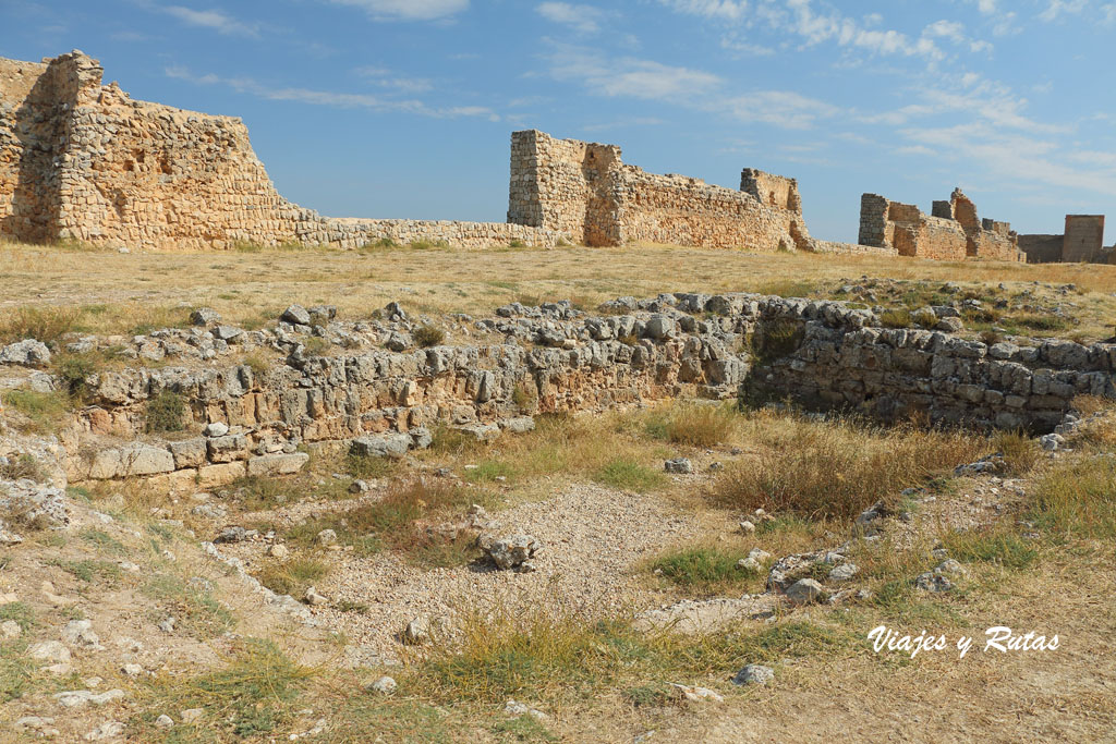 Alberca del Castillo de Gormaz, Soria