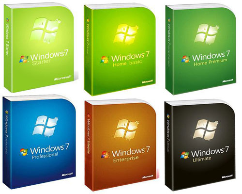 Windows 7 SP1 Todo en Uno